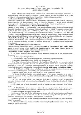Berber Yerinin Kiraya - istanbul anadolu güney kamu hastaneleri