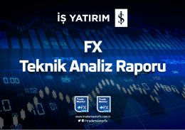 Günlük FX Teknik Analiz Raporu03.02.2016