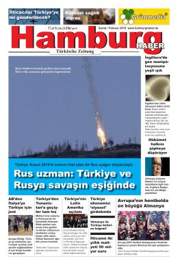 Rus uzman: Türkiye ve Rusya savaşın eşiğinde
