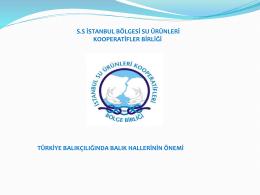 PowerPoint Sunusu - 2. marmara denizi sempozyumu