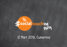 #SocialTouching Party Vol-6 SD Official