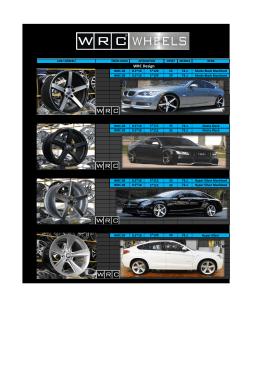 WRC Design