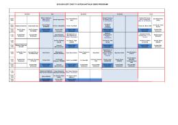 2015-2016 eöy 2`nci yy huten haftalık ders programı