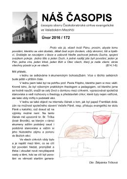 172unor16 - ČCE Valašské Meziříčí