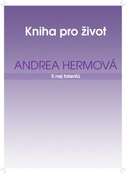 Knihy pro život Andrey Hermové