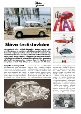 motor journal - Historic cars