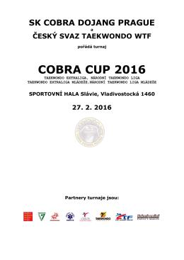 cobra cup 2016