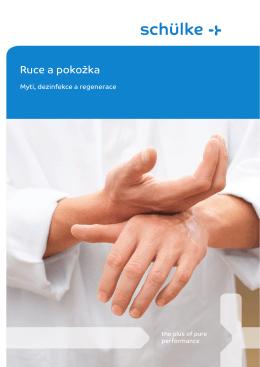 Ruce a pokožka