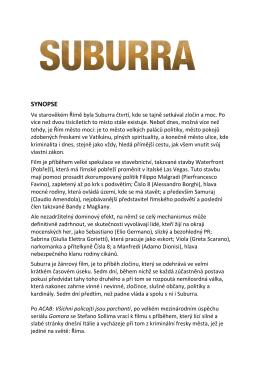 Presskit Suburra