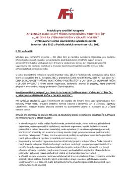Moravskoslezský kraj | Podnikání
