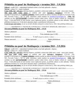Přihláška Medžu net 16 - farnostcervenavoda.cz