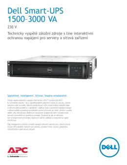 Dell Smart-UPS 1500–3000 VA