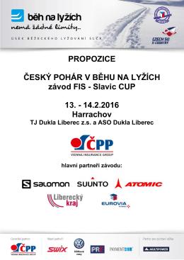 Propozice - SK SKOL Brno