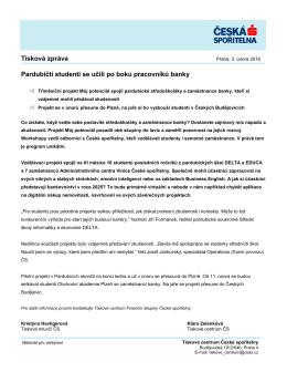 PDF verze tiskové zprávy