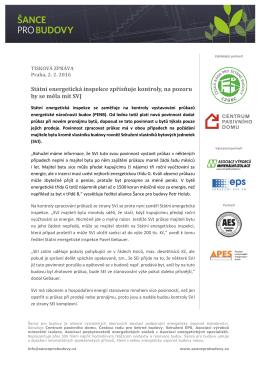 SEI zpřísňuje kontroly - Státní energetická inspekce