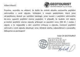TADY - geotourist