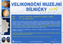 zde - Muzeum Vyškovska