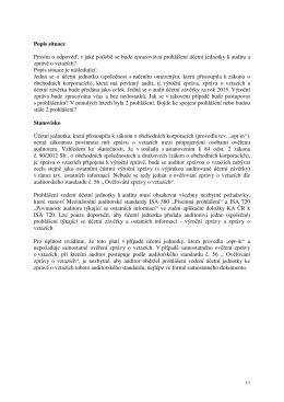 Jak bude vypadat prohlášení vedení účetní jednotky od 1. 1. 2016