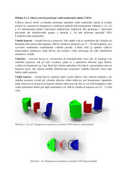 Příloha 5.1.1: Ideový návrh prototypu vodní usměrněné nálože