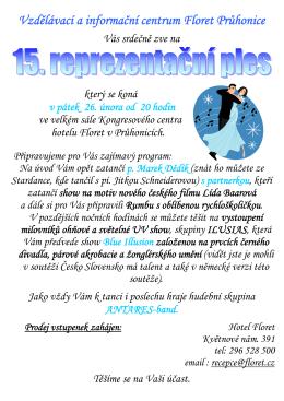 Vzdělávací a informační centrum Floret Průhonice