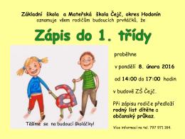 ZDE - Čejč