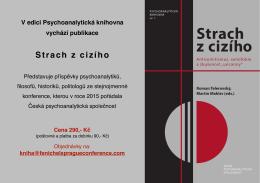 Strach info - Česká psychoanalytická společnost