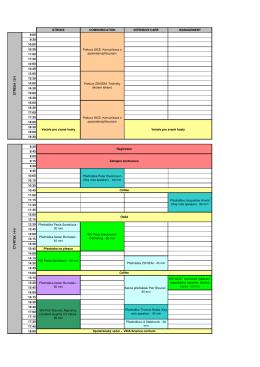 Program konference ke stažení ZDE .