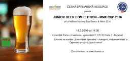 junior beer competition - mmx cup 2016