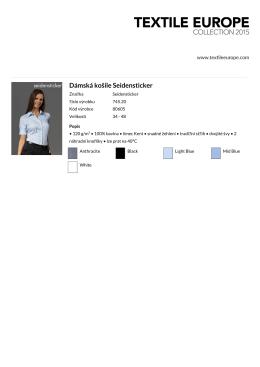 Dámská košile Seidensticker