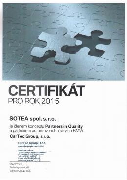 PRO ROKaO15 - Sotea spol. s ro