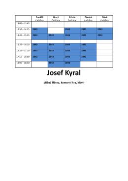 Josef Kyral