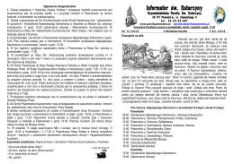 Informator św. Katarzyny