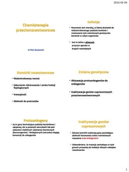 ChemioterapiaWyklad2016