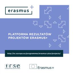platforma rezultatów projektów erasmus+