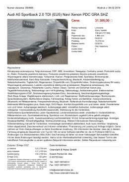 Audi A5 Cabriolet 3.0 TDI (EU6) clean diesel quattro S tronic S line