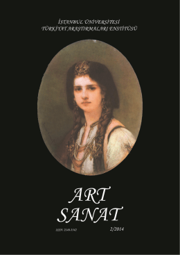 Sayı/Issue: 2-2014 (PDF)