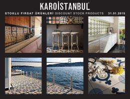 istanbul tiles - Karo İstanbul
