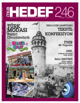ihracat - İstanbul Tekstil ve Konfeksiyon İhracatçı Birlikleri