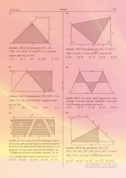 ⊥ 5 AB cm = 3 BC cm = 1 CD cm = 2 AD DE cm = = 5 AB = ve AE EF