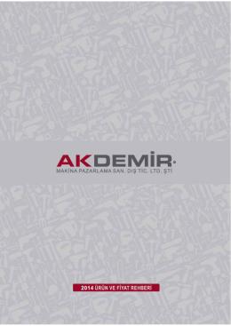 AKDEMİR | İndir - yildizsahin.com.tr