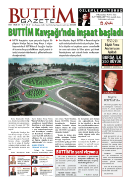 BUTTİM Gazete