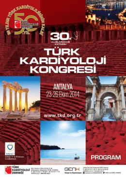 Untitled - Türk Kardiyoloji Derneği