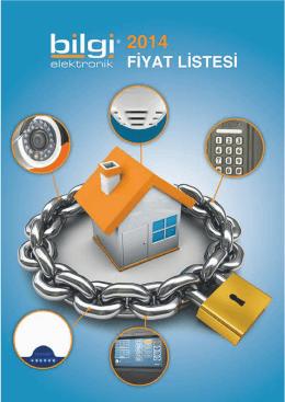 Bilgi Elektronik Genel Fiyat Listesi