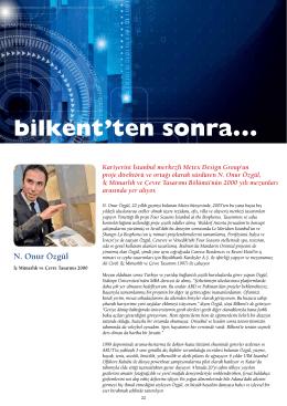 1245 KB - Bilkent University