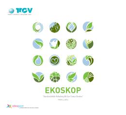 EKOSKOP: Sürdürülebilir Rekabetçilik için Temiz Üretim
