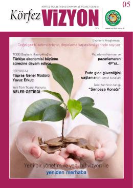 yayınlarımız - Körfez Ticaret Odası