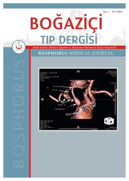Haziran 2014 - İstanbul Anadolu Kuzey Kamu Hastaneleri Birliği
