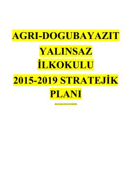 agrı-dogubayazıt yalınsaz ilkokulu 2015