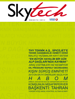 THY Teknik - Turkish Technic