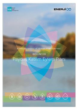 8.Alpaslan II Paydaş Katılım Eylem Planı (PKEP